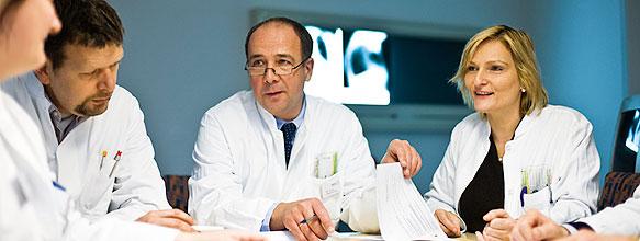 Роль диагностики в онкологии