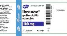 NICE сообщает, что препарат Ibrance для лечения рака молочной железы компании Pfizer «приводит к слишком большим расходам» планового государственного финансирования