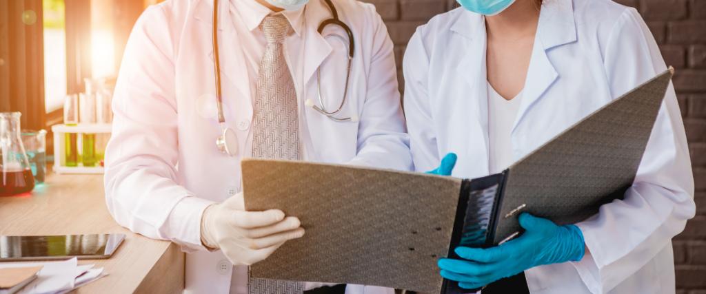 Передача клинических данных